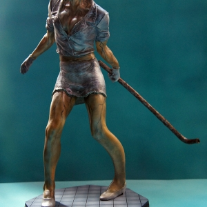 silent hill 2 Bubble Head Nurse_4
