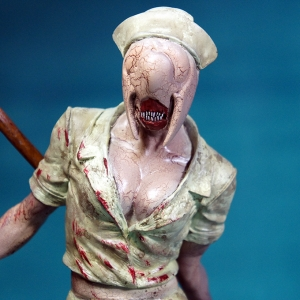 silent hill 2 head nurse with a scythe_4